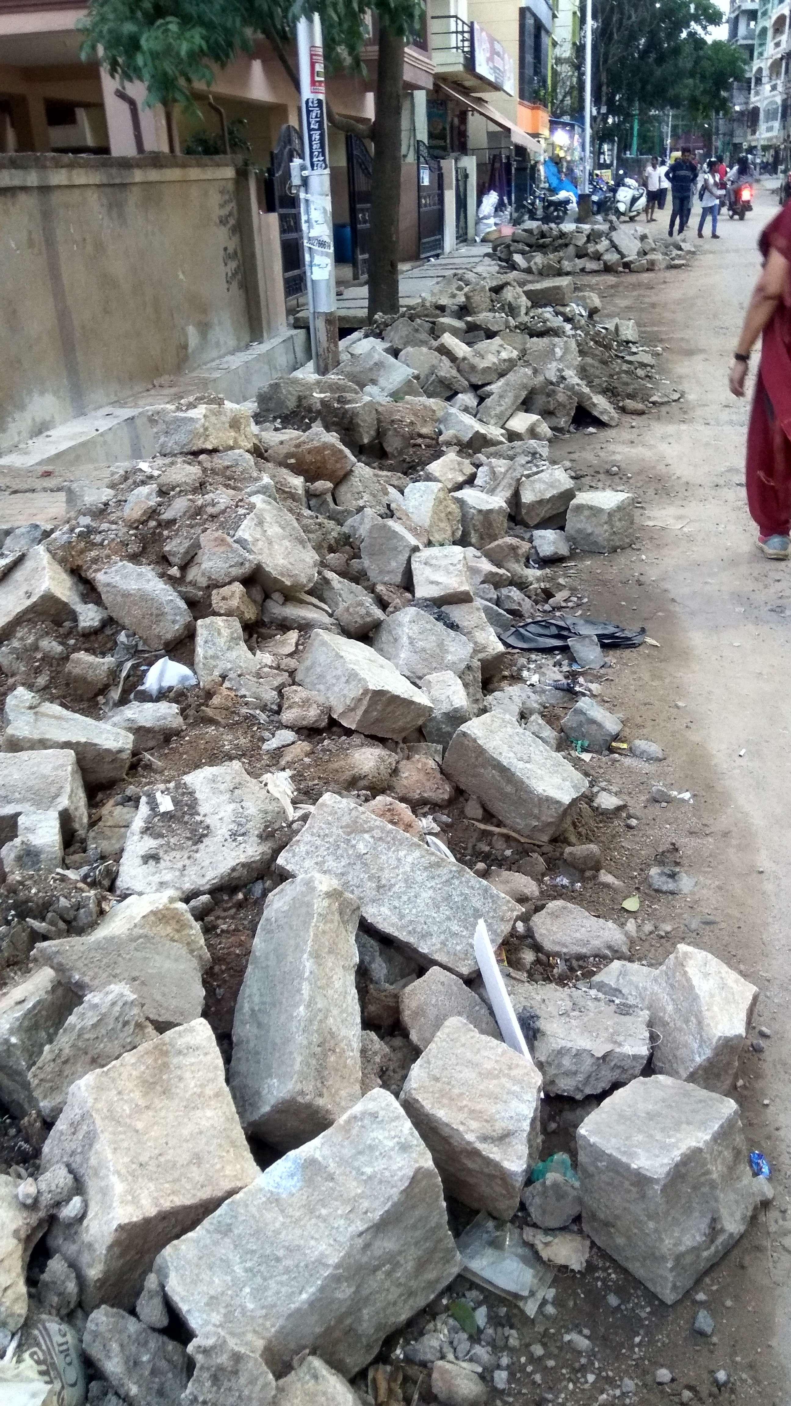 Condition Of 15Th Main Jp Nagar Phase 5  Times