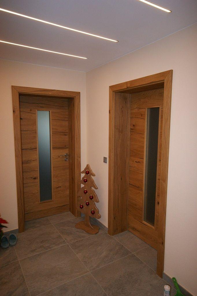 Individuelle Haustüren oder Zimmertüren aus Echtholz