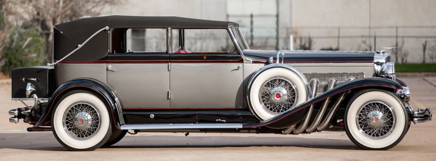 The 1928 Dusenburg Model J Was One Of The Most Expensive And