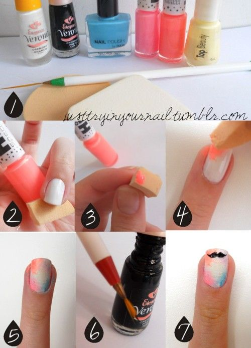18 Cool Nail Tutorials That You Have To Try Hands Beauty
