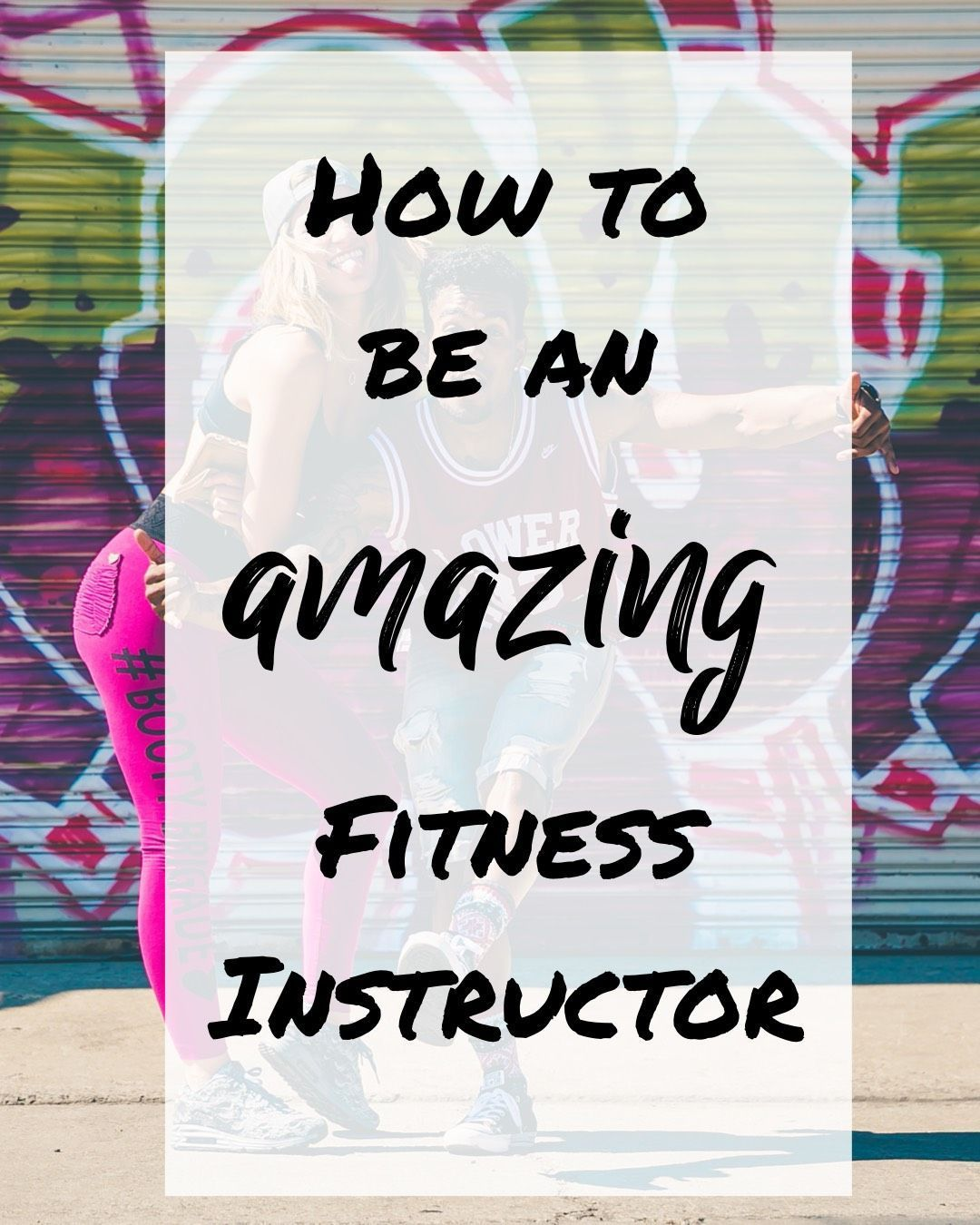 Want to be a great fitness instructor? These 4 tips will help take your teaching to the next level....