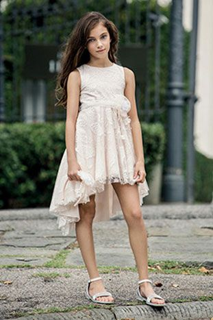 premium selection b7efd 5a7c9 abiti chic italiani ragazze 12 anni aletta couture   abiti ...