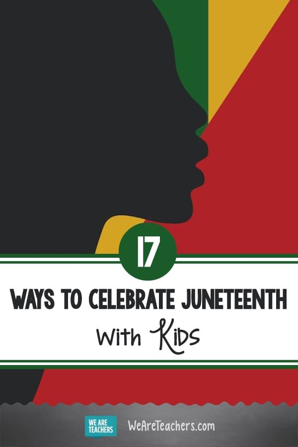 Photo of 17 Ways to Celebrate Juneteenth With Kids