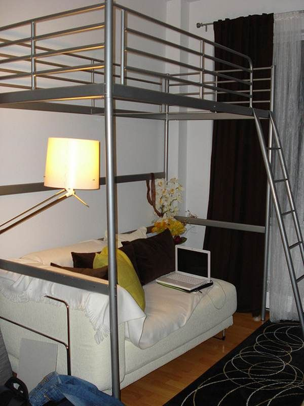 Queen Size Loft Bed Frame Ikea Bestfurnitures Xyz Loft Beds