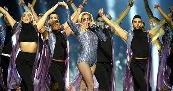 Lady Gaga's sales surge in the UK after Super Bowl Halftime Show