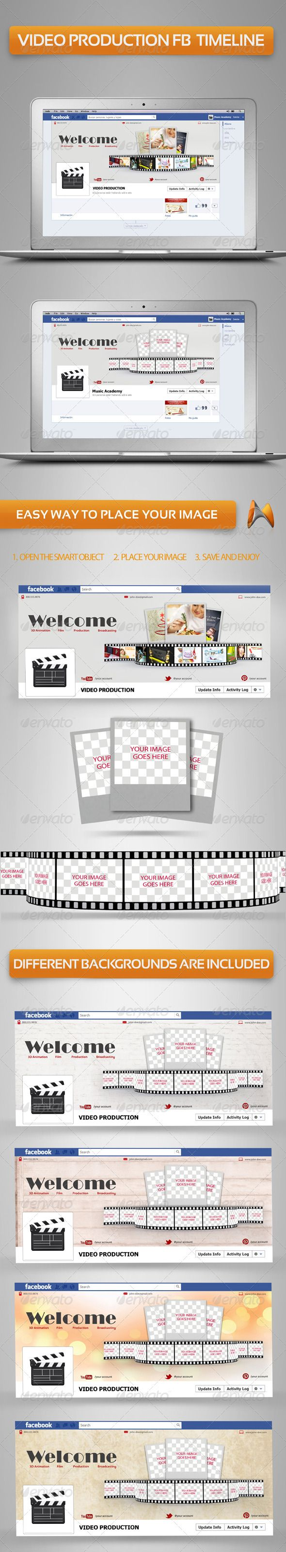 Video Production Fb Timeline Video Production Timeline And - Video production timeline template