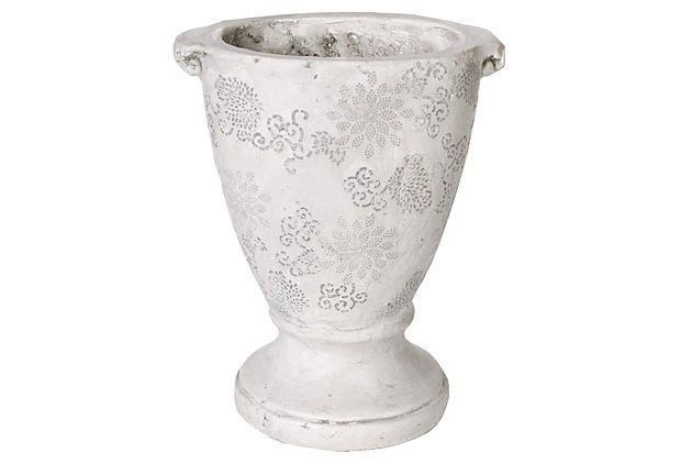 on OneKingsLane.com             Dessin Floral Vase