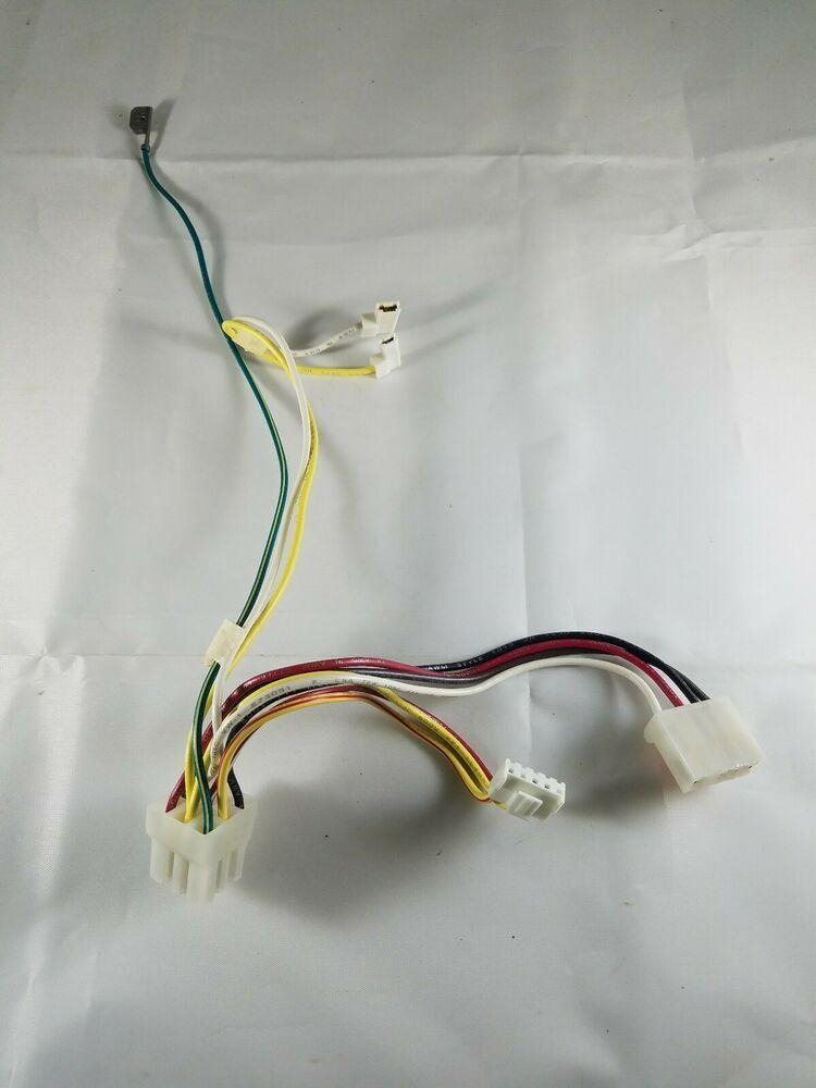 panasonic wiring harness ebay whirlpool maytag amana kenmore refrigerator wiring harness  whirlpool maytag amana kenmore