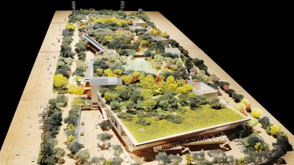 facebook office usa. Facebook Campus Expansion, Menlo Park Headquarters, CA, USA - Design By Frank Gehry Office Usa
