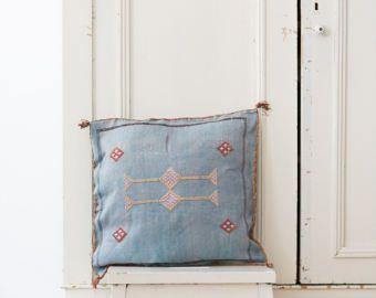 Vegan silk cactus pillow #vegan #pillow #sabra | interior ...