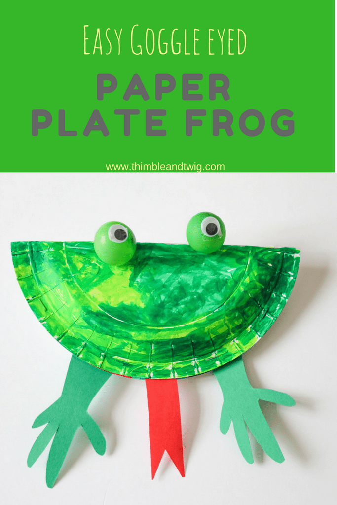 u0027Oi Frog!u0027 by Kes Gray. Craft and Reading Activities. - Thimble and Twig. Easy paper plate ...  sc 1 st  Pinterest & Oi Frog!u0027 by Kes Gray. Craft and Reading Activities | Frog crafts ...