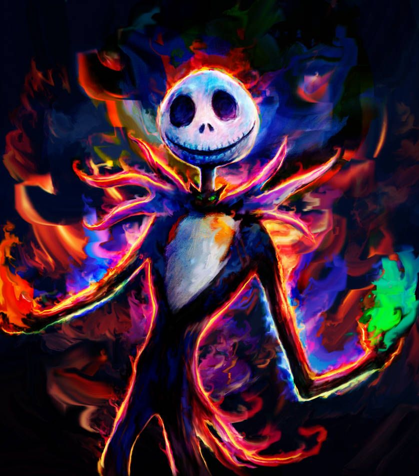 Nightmare Before Christmas By Ururuty Nightmare Before Christmas Wallpaper Nightmare Before Christmas Pictures Nightmare Before Christmas Drawings