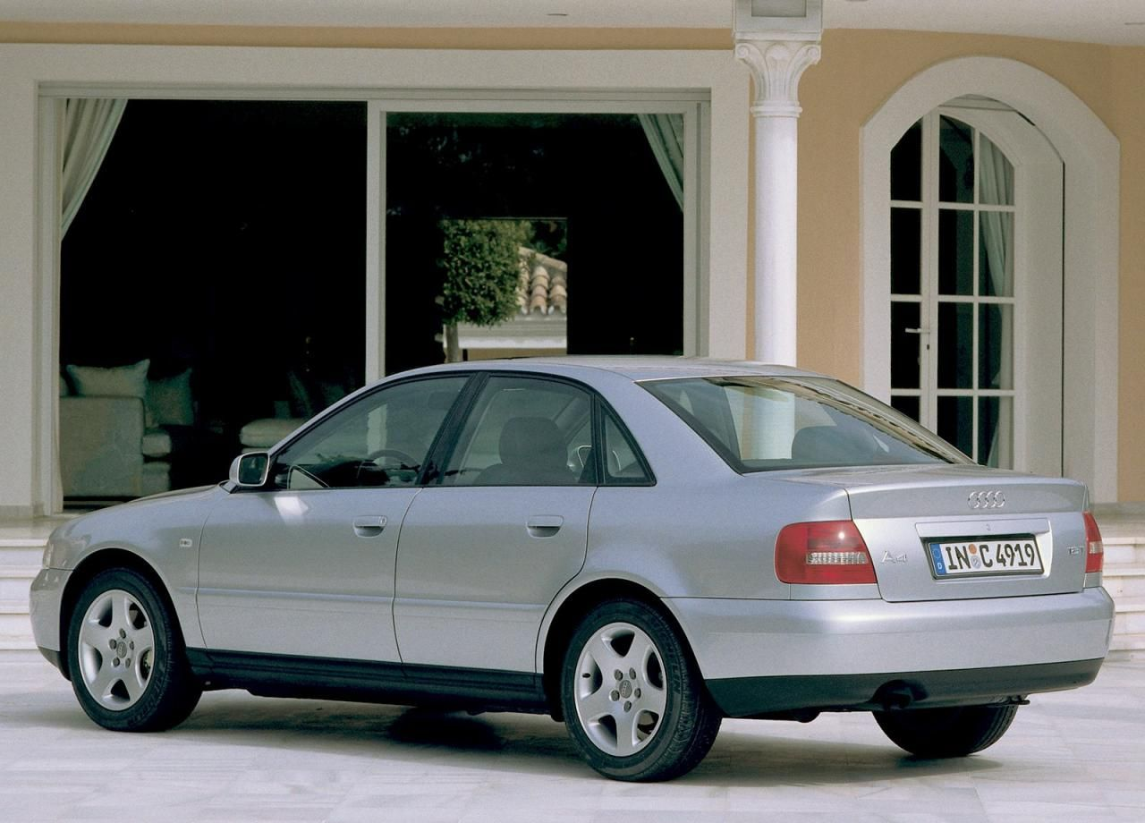 Audi A To CARZ Pinterest Audi A Flat Bed And - 1998 audi a4