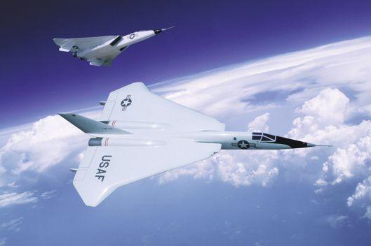 Nort American F-108 Rapier