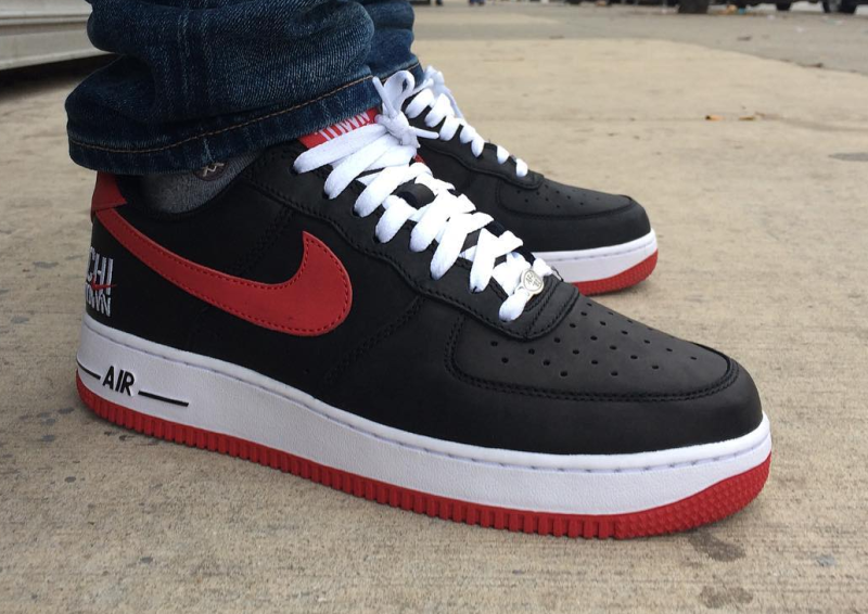 Chicago Nike Air Force 1 | Sole Collector