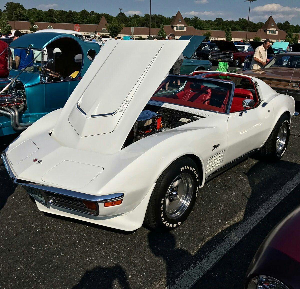Corvette Lt1 Corvette Chevy Muscle Cars Classic Cars Trucks