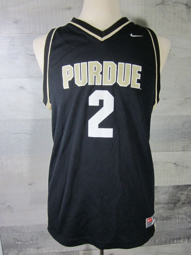 sale retailer 0a04c 44d2d Details about Purdue Boilermakers Nike Basketball Graphic T ...