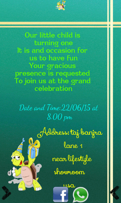 Ten Reasons Why Party Invitation Template App Is Common In