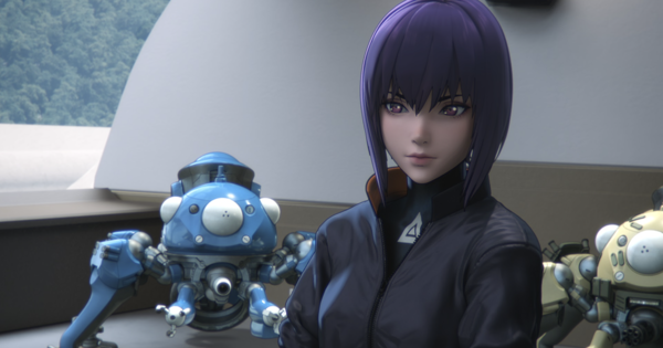 Ghost In The Shell Sac 2045 Anime Reveals Main Character Stills Ghost In The Shell Sac 2045 Anime Reveals Main Character In 2020 Anime Ghost Ghost In The Shell Anime