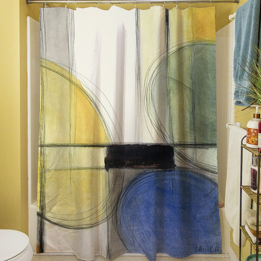 Very Retro Shower Curtain | Products | Pinterest | Products
