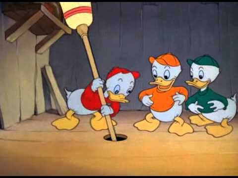 Donald Duck Nephews Truant Officer Donald Youtube