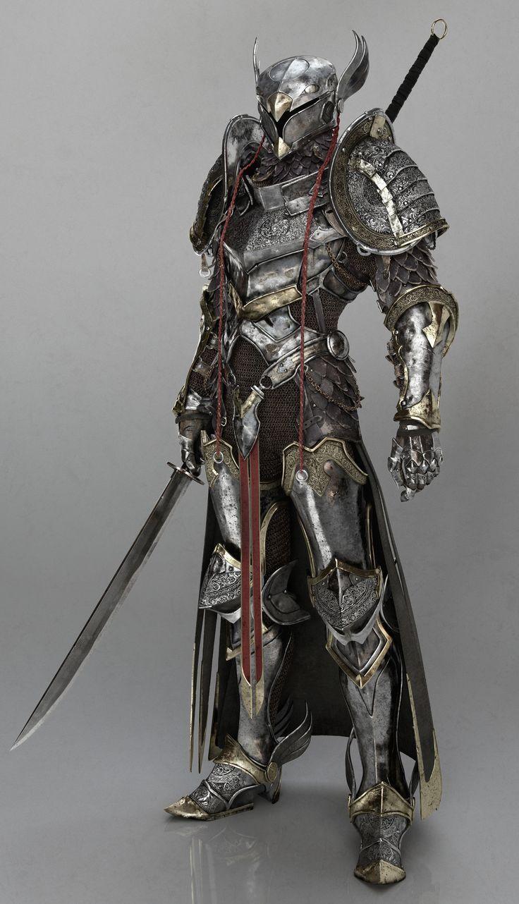 Fantasy Character Design Tutorial : E a fec cec fa f c g jpeg image