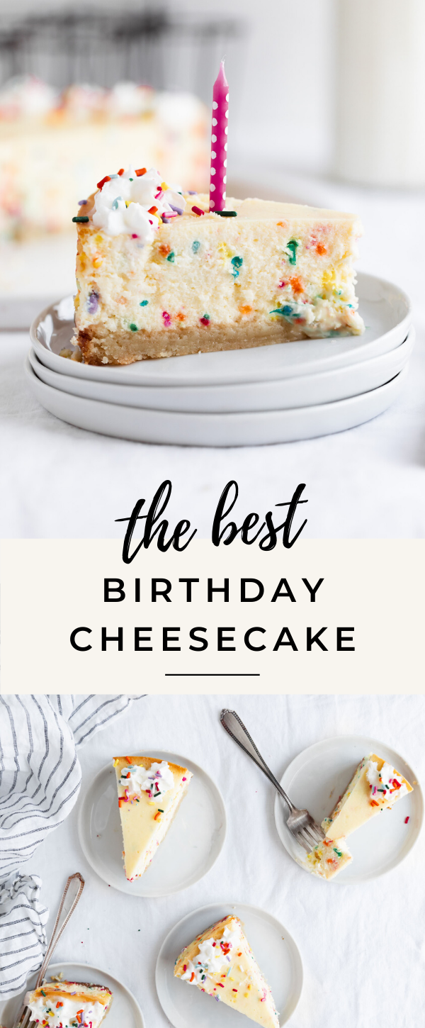 Photo of Easy Birthday Cheesecake Recipe