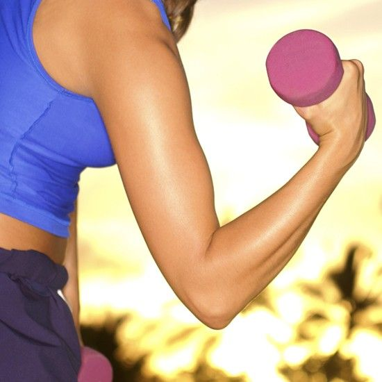 Gym Junkie Towel: 5 Exercises To Ditch Arm Flab Forever