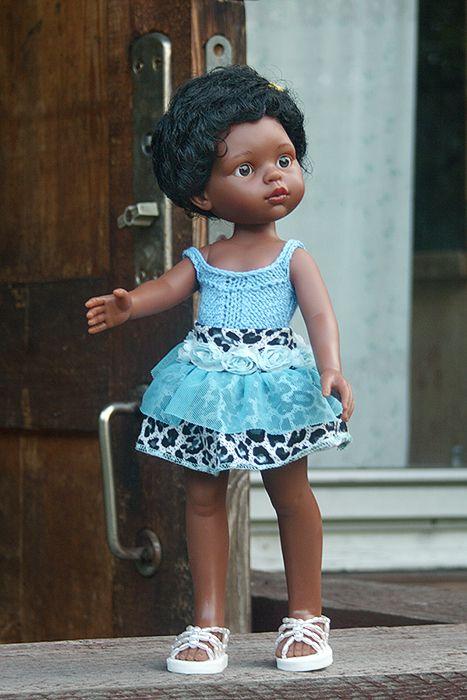 Я так хочу, чтобы лето не кончалось... / Paola Reina, Antonio Juan и другие испанские куклы / Бэйбики. Куклы фото. Одежда для кукол