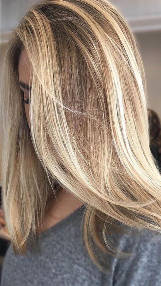 5 besten lila Shampoo-Marken #blondehair