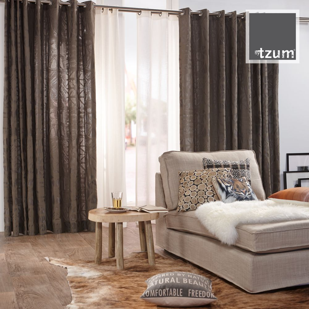 Original curtains for an easy lifestyle authentic stoer for Gordijnen voor slaapkamer