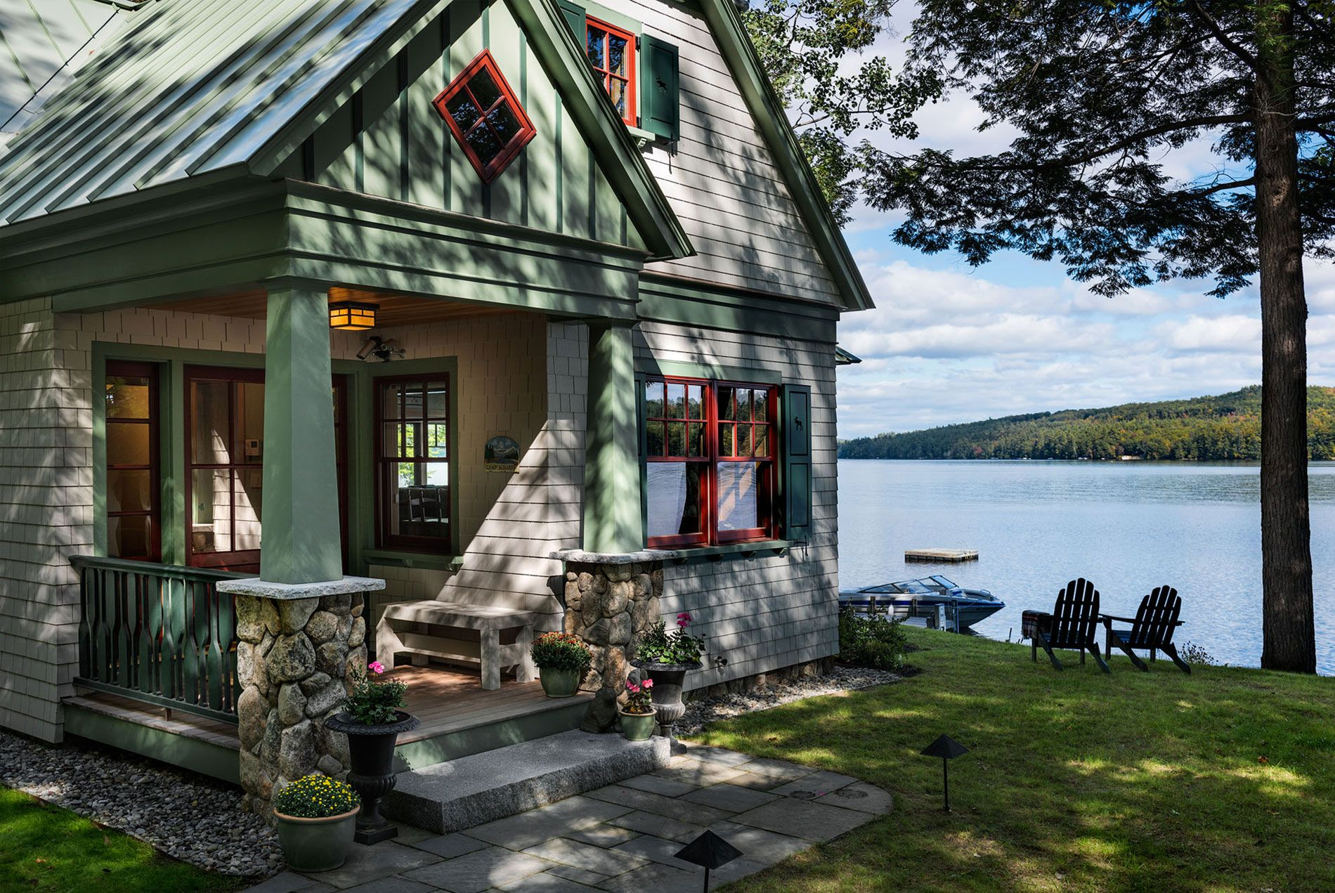 Discover ideas about small lake cabins