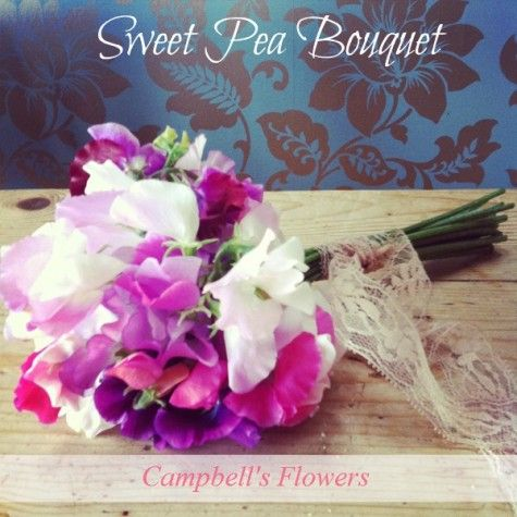 Flower School – A Bride's Guide to Seasonal Flowers with Campbell's Flowers