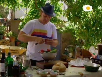 Gazpacho De Jamie Oliver Gazpacho Cold Soups Gazpacho