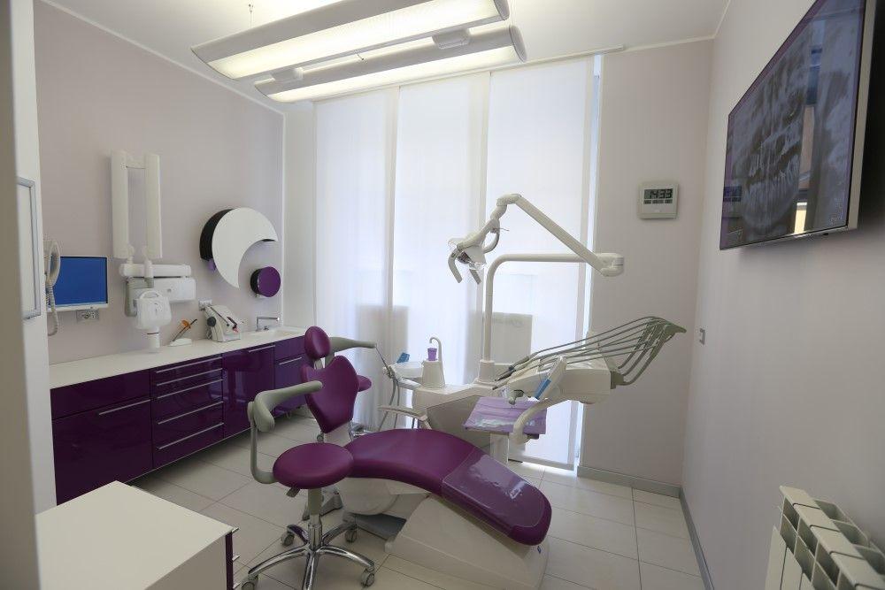 Clinica odontoiatrica di milano cannizzo dental offis desing