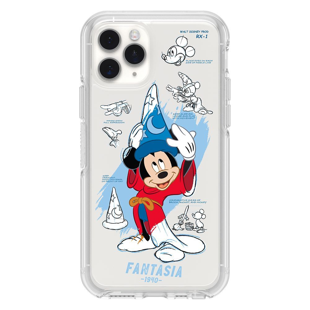 Sorcerer Mickey Mouse Iphone 11 Pro Case By Otterbox Disney Ink Paint Shopdisney In 2020 Disney Phone Cases Disney Cases Mickey Mouse Wallpaper Iphone