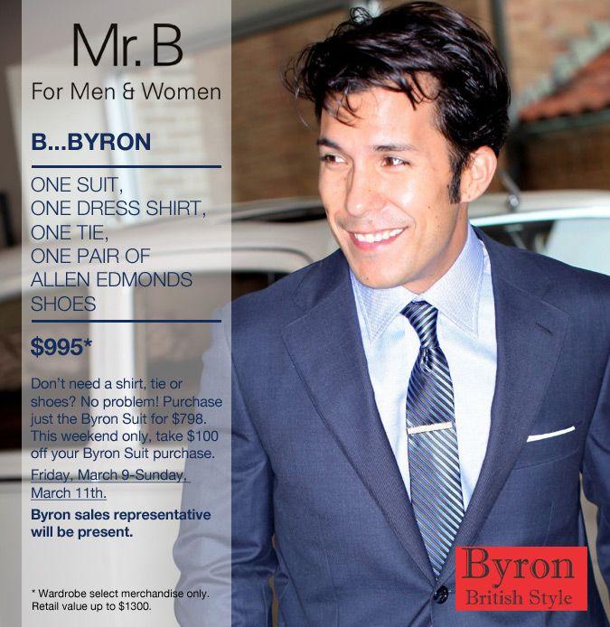 Mr.B - B...Byron