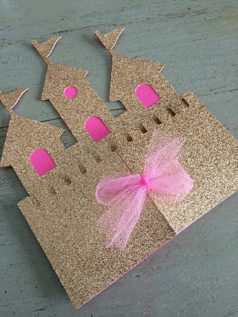 d15f4af73 más y más manualidades: Crea hermosas invitaciones para tu fiesta infantil