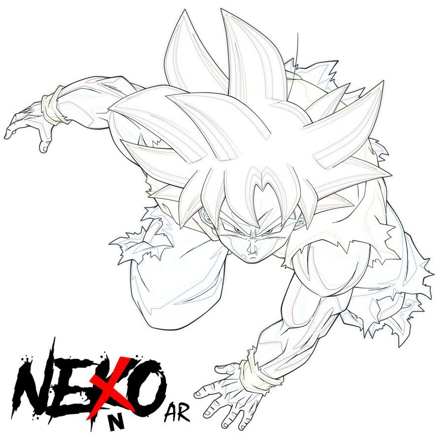 Pin De Juan Valencia En Dragon Ball Dibujo De Goku Goku Dibujo