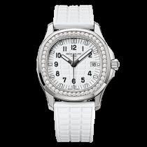 Patek Philippe Aquanaut 5067 Glitter Blanco Reloj 5067A-024
