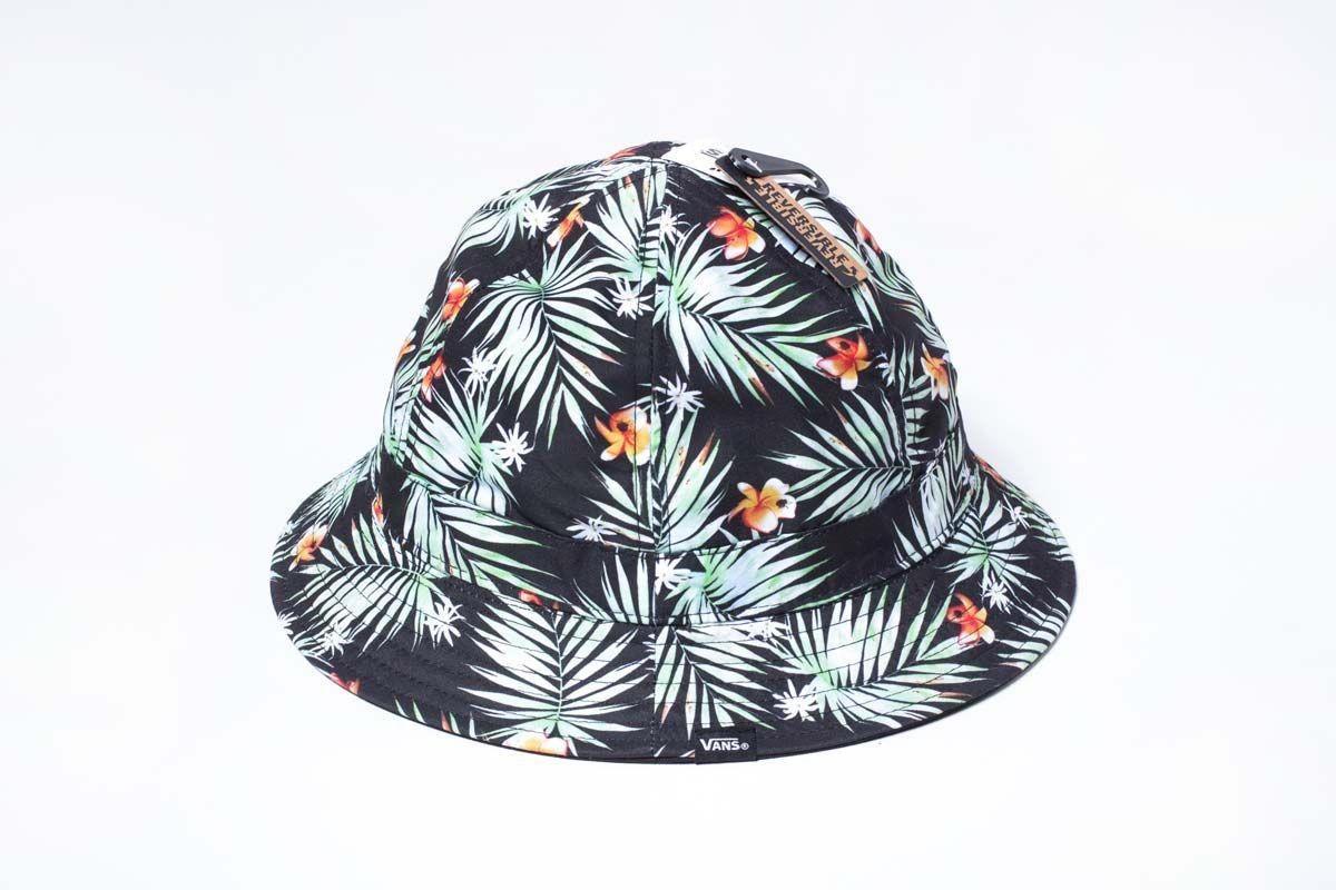 sombrero pescador hombre vans