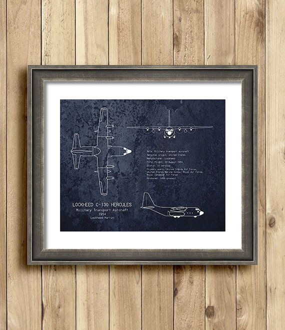 16 x 20 c 130 hercules airplane blueprint art by scarletblvd cool 16 x 20 c 130 hercules airplane blueprint art by scarletblvd malvernweather Gallery