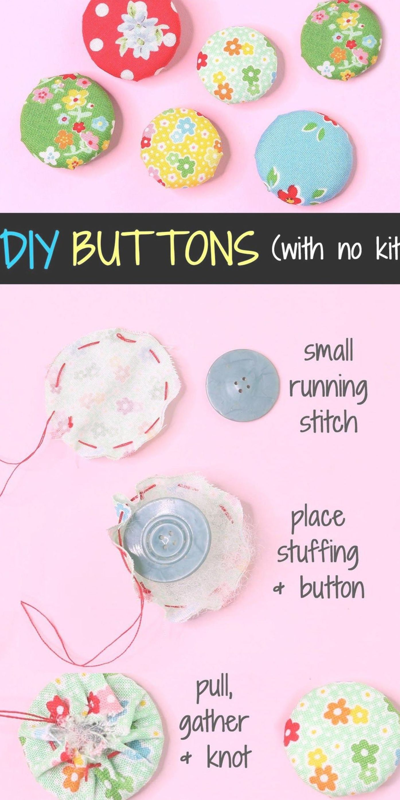 Pin On Button Crafts