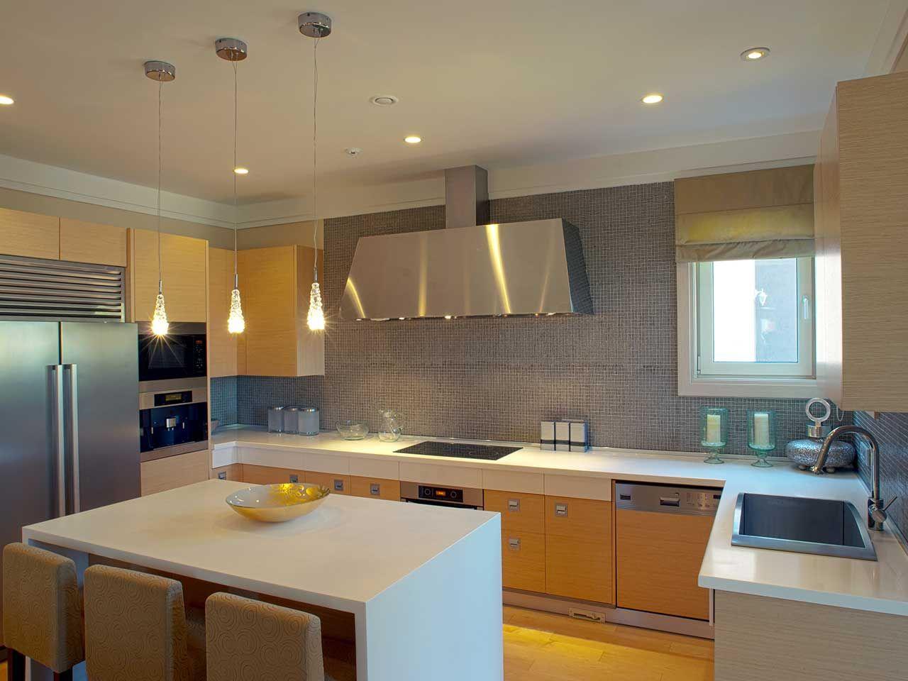 Pin By Pankaj Singh On Luxury Housing In India Kitchen Lighting