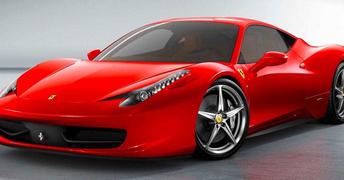 15 Mobil Top Dan Mewah Siap Ramekan Geneva Motor Show 2019 Ferrari Italia Ferrari 458 Ferrari 458 Italia