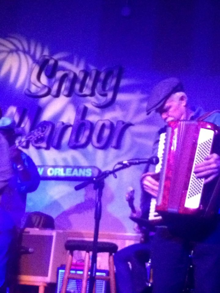 Snug Harbor Jazz Bistro 626 Frenchmen Street