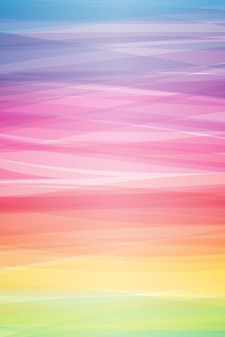Pastel Colorful Smooth Lines Wallpaper Pastel background