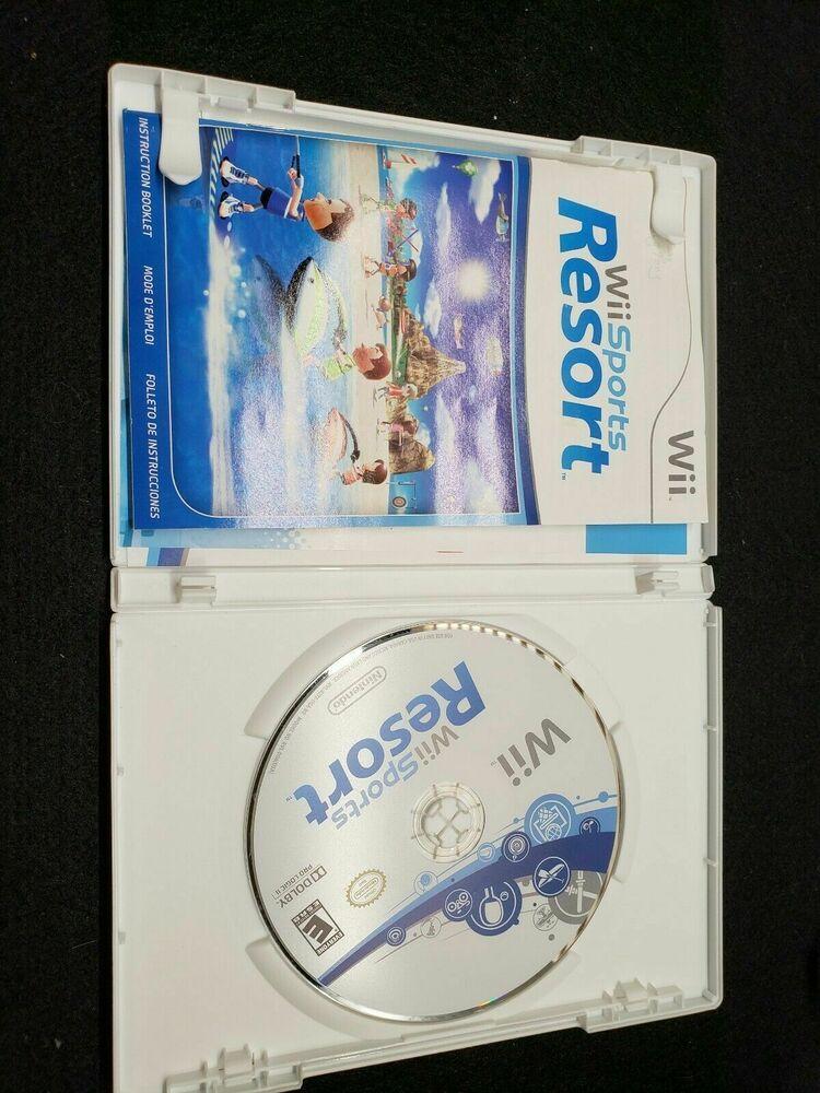 Wii Sports Resort Nintendo Wii 2009 Complete Nintendo in