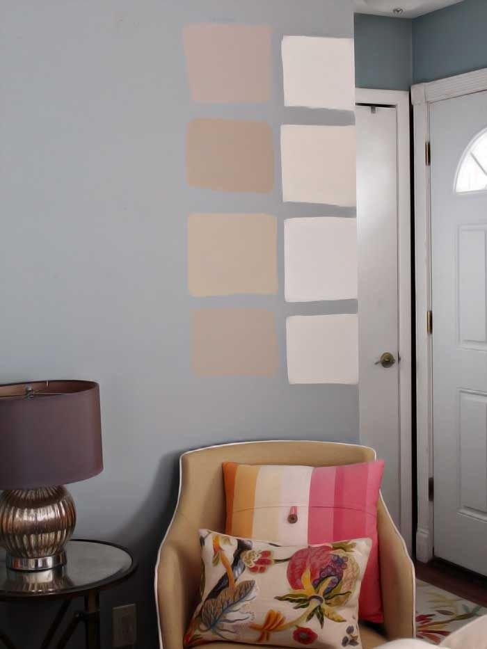 how to pick the right paint color for your walls  realty