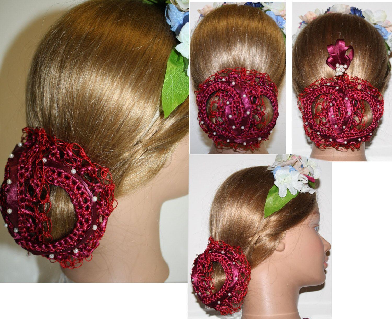 new design , civil war ball headdress, burgundy victorian
